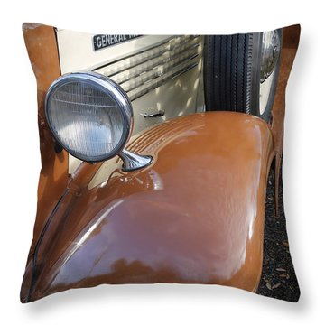 1936 Gmc Pickup Truck 2 Throw Pillow