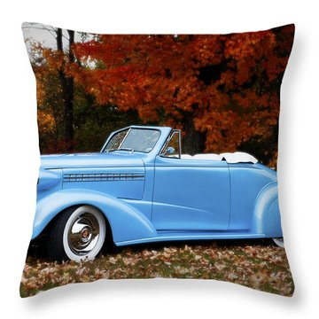 1938 Chevy Throw Pillow