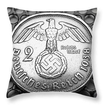1938 Throw Pillow