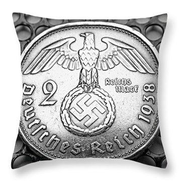 1938 Throw Pillow