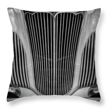 1941 Packard Convertible Throw Pillow