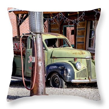 1947 Studebaker M-5 Pickup Truck Throw Pillow