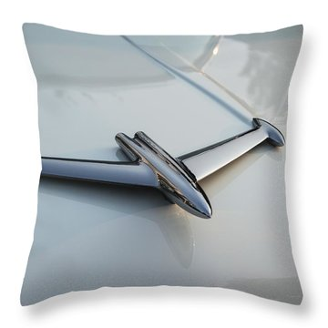 1950 Olds Throw Pillow