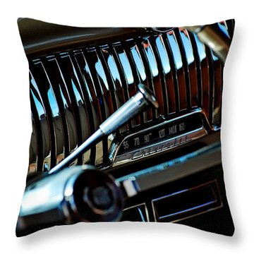 1952 Radio Throw Pillow
