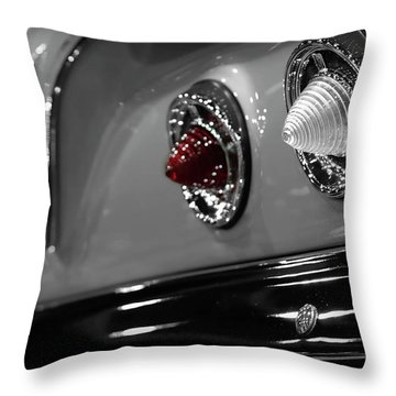 1961 Chevrolet Impala Throw Pillow by Gordon Dean II