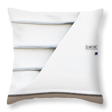 Throw Pillow featuring the photograph 1961 Cove by Dennis Hedberg