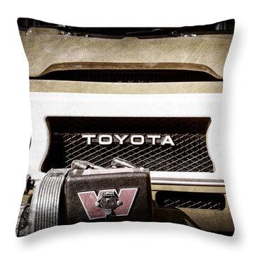1978 Throw Pillows