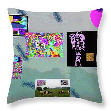 2-12-2057f Throw Pillow