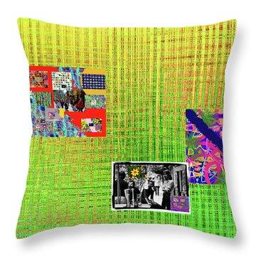 2-13-2057l Throw Pillow