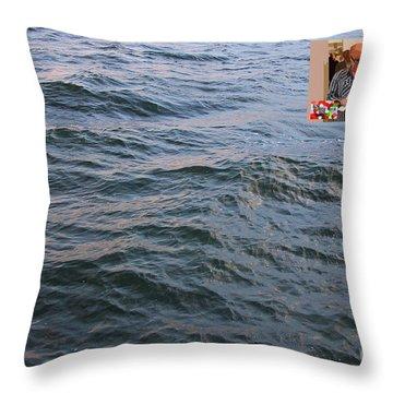 2-13-2057v Throw Pillow