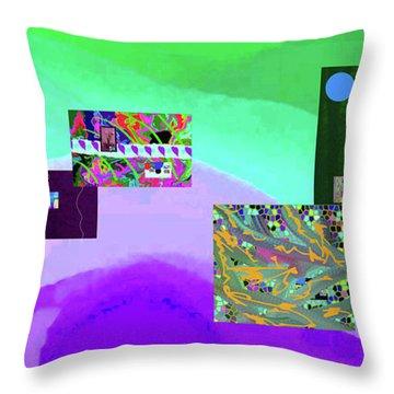 2-2-2057q Throw Pillow