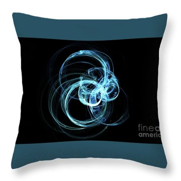 2 Throw Pillow by A Dx