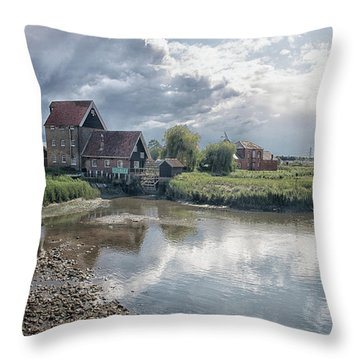Battlesbridge Throw Pillow