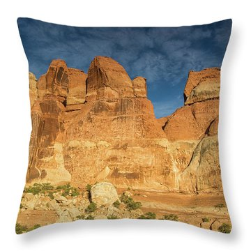 Chesler Sunset Throw Pillow