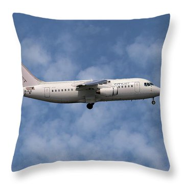 Avro Throw Pillows