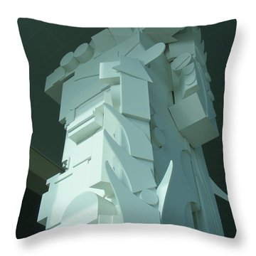 The Art Of Nevelson Throw Pillow