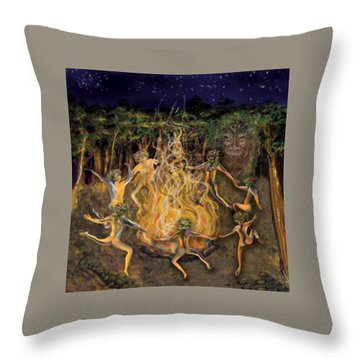 Dnitf Cd Cover Throw Pillow