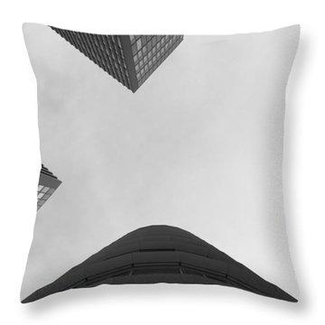 Enjoyable Flight Throw Pillow