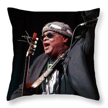 Folk Alliance 2014 Throw Pillow