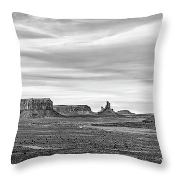 From Artist's Point Throw Pillow
