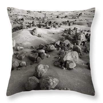 Garden Of The Gods Throw Pillow by Ron Dahlquist - Printscapes