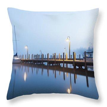 Glendale Throw Pillow