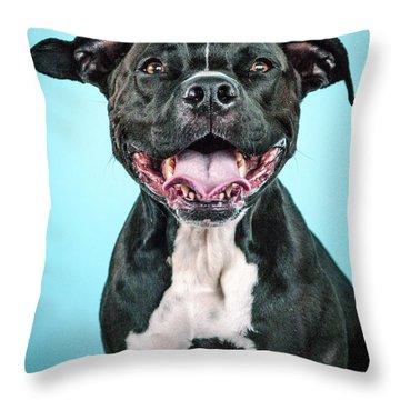 Gozer Throw Pillow