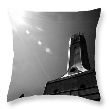Hope Throw Pillow by Jamie Lynn