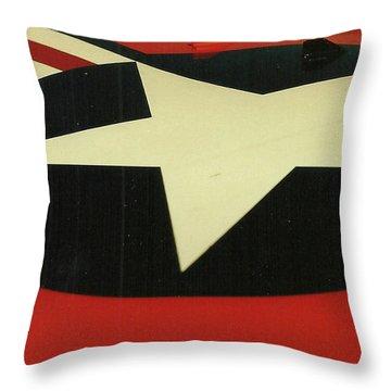 Insignia Throw Pillow