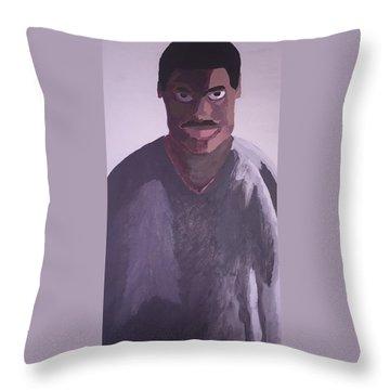 Joshua Maddison Throw Pillow