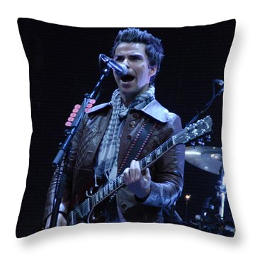 Kelly Jones Throw Pillow