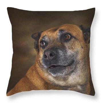 Mabel  Throw Pillow