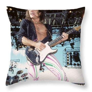 Matthias Jabs Throw Pillow