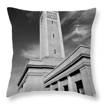 Memorial Tower - Lsu Throw Pillow