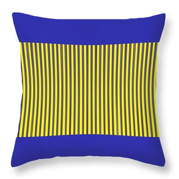 Check Pattern Throw Pillows
