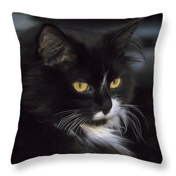 Mitzie Throw Pillow