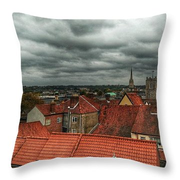 Norwich Throw Pillow