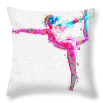 Nude Throw Pillows