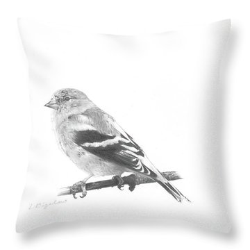 Orbit No. 6 Throw Pillow