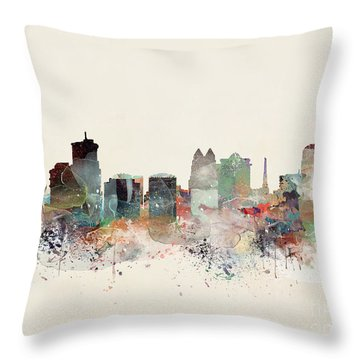 Orlando Throw Pillows