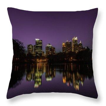 Piedmont Park Throw Pillow