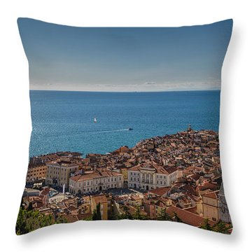 Piran Throw Pillow