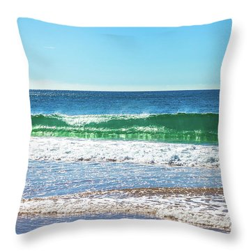 Royal National Park Throw Pillow
