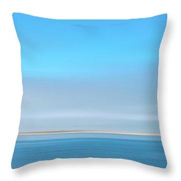 Sandy Neck 3 Throw Pillow