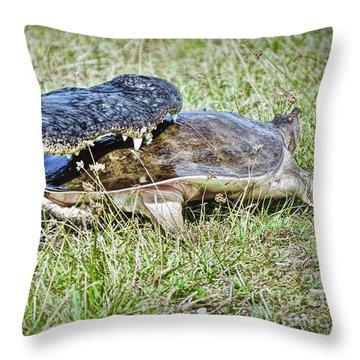 Set Me Free Throw Pillow