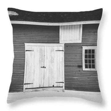Shaker Village Throw Pillow