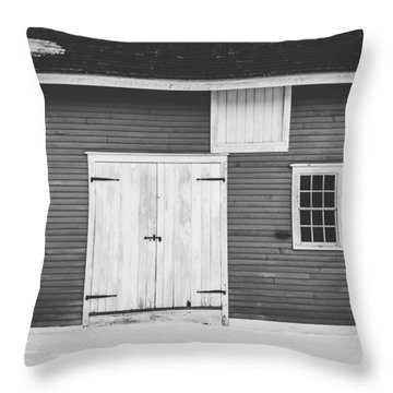 Shaker Village Throw Pillow