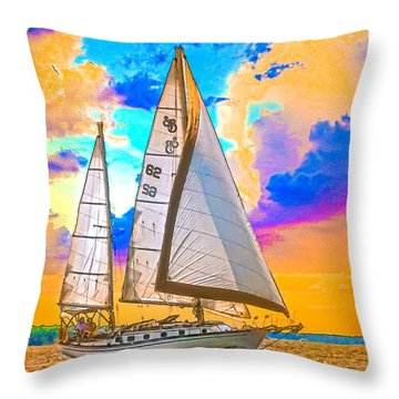 Shannon 38 Throw Pillow