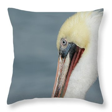 Throw Pillow featuring the photograph Simplicity by Fraida Gutovich