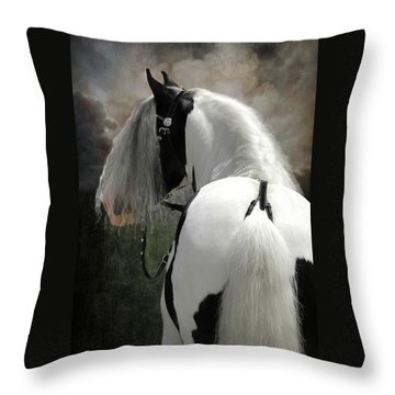 Slainte  Throw Pillow by Fran J Scott